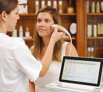 vanity soin esthéticienne Yvelines diagnostic peau