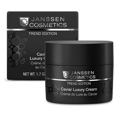 vanity soin crème de luxe au caviar