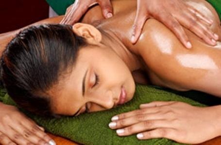 massage ayurvédique stress bien-être